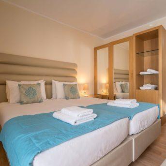 Camera da letto, Best Western Galaxy Hotel