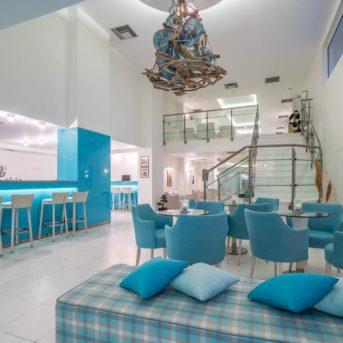 Bar, Best Western Galaxy Hotel