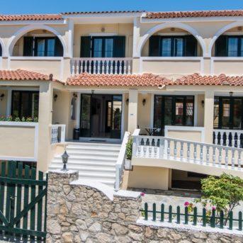 Facciata esterna, Bozikis Palace Hotel Zante