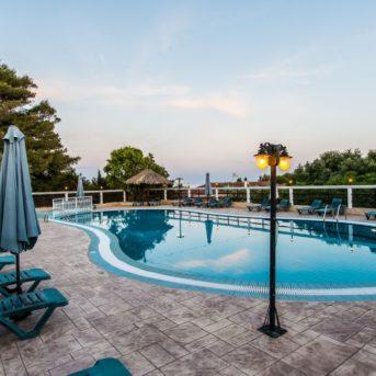 Piscina, Bozikis Palace Hotel Zante