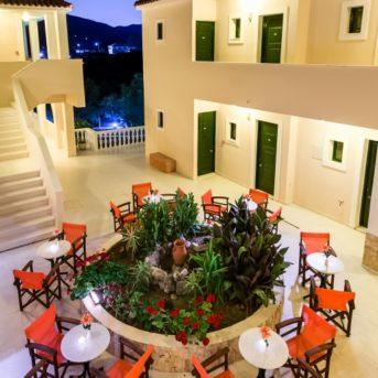 Tavoli esterni, Bozikis Palace Hotel Zante