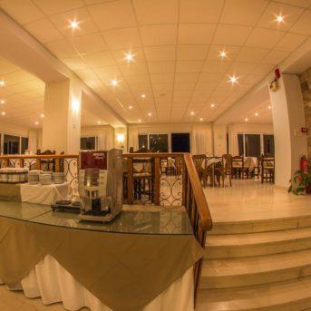 Sala ristorante, Chryssi Akty Zante