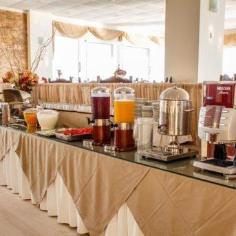 Buffet colazione, Chryssi Akty Zante