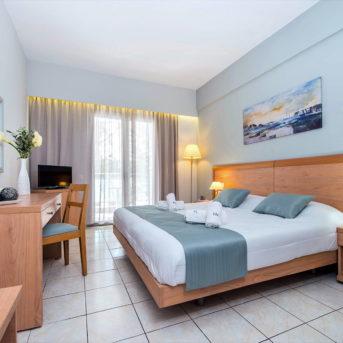 Camera da letto, Contessa Hotel Zante