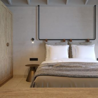 Camera da letto, Contessina Hotel Zante