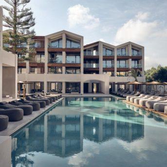 Esterno con piscina, Contessina Hotel Zante
