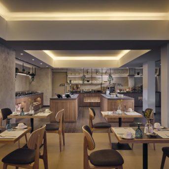 Sala ristorante, Contessina Hotel Zante