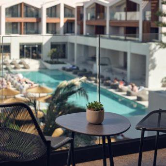 Balcone, Contessina Hotel Zante