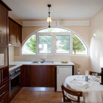 Cucina, Erietta Luxury appartamenti Zante