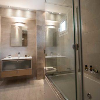 Bagno, Erietta Luxury appartamenti Zante