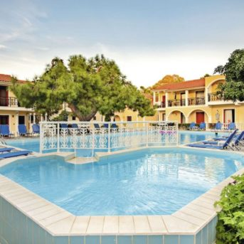 Piscina, Iliessa Beach Hotel Zante