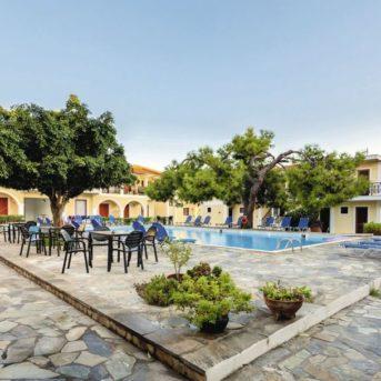 Esterno con piscina, Iliessa Beach Hotel Zante