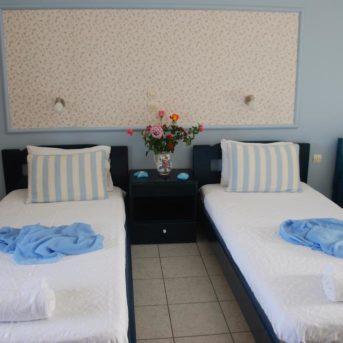 Camera doppia, Kavos Psarou Appartamenti Zante
