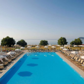 Piscina, Luis Zante Beach Hotel
