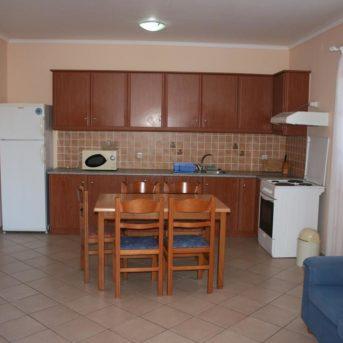 Cucina, Metaxa Hotel Zante