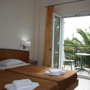Camera da letto, Metaxa Hotel Zante