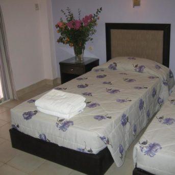 Camera da letto, Oscar Apathotel Zante