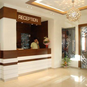Reception, Oscar Apathotel Zante