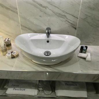 Lavandino, Pantheon Hotel Zante