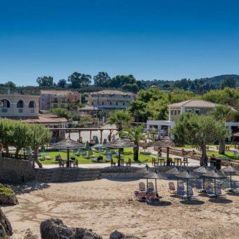 Esterno, Plaka beach Hotel Zante
