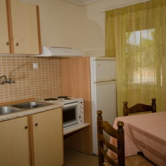Cucina, Plaka beach Hotel Zante