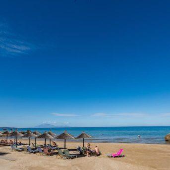 Spiaggia, Plaka beach Hotel Zante