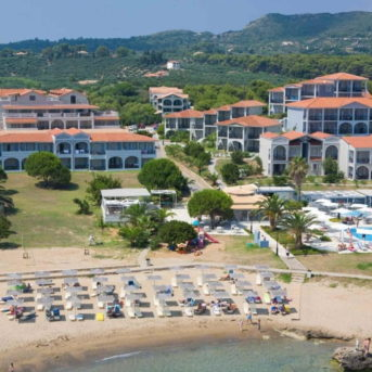 Esterno, The Bay Hotel Zante