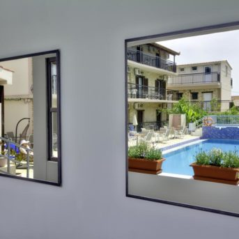 Vista finestre, Two Brothers Studio Zante