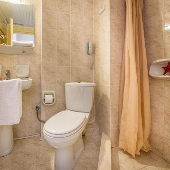 Bagno, Varres Hotel Zante