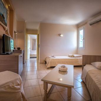 Camera doppia, Varres Hotel Zante