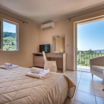 Camera da letto, Varres Hotel Zante