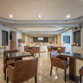 Sala ristorante, Varres Hotel Zante