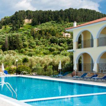 Piscina, Varres Hotel Zante