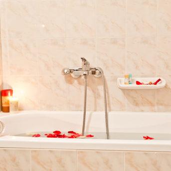 Vasca da bagno, Varres Hotel Zante