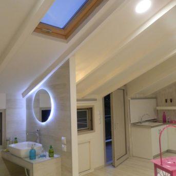 Camera di notte, Villa Daizy Zante