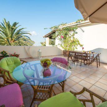 Veranda, Villa Phoenix appartamenti Zante