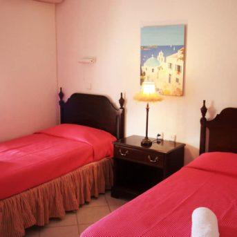 Camera doppia, Villa Phoenix appartamenti Zante
