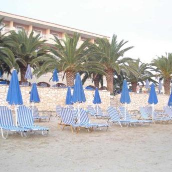 Spiaggia, Zakantha Beach Hotel