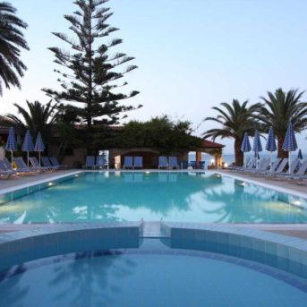 Piscina, Zakantha Beach Hotel