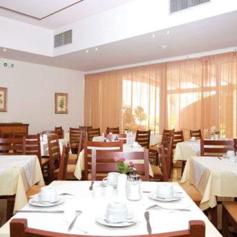 Sala colazione, Zakantha Beach Hotel