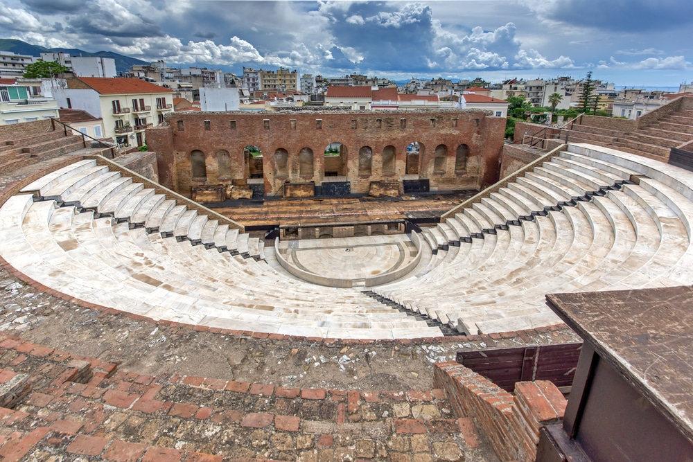 Anfiteatro Romano a Patrasso