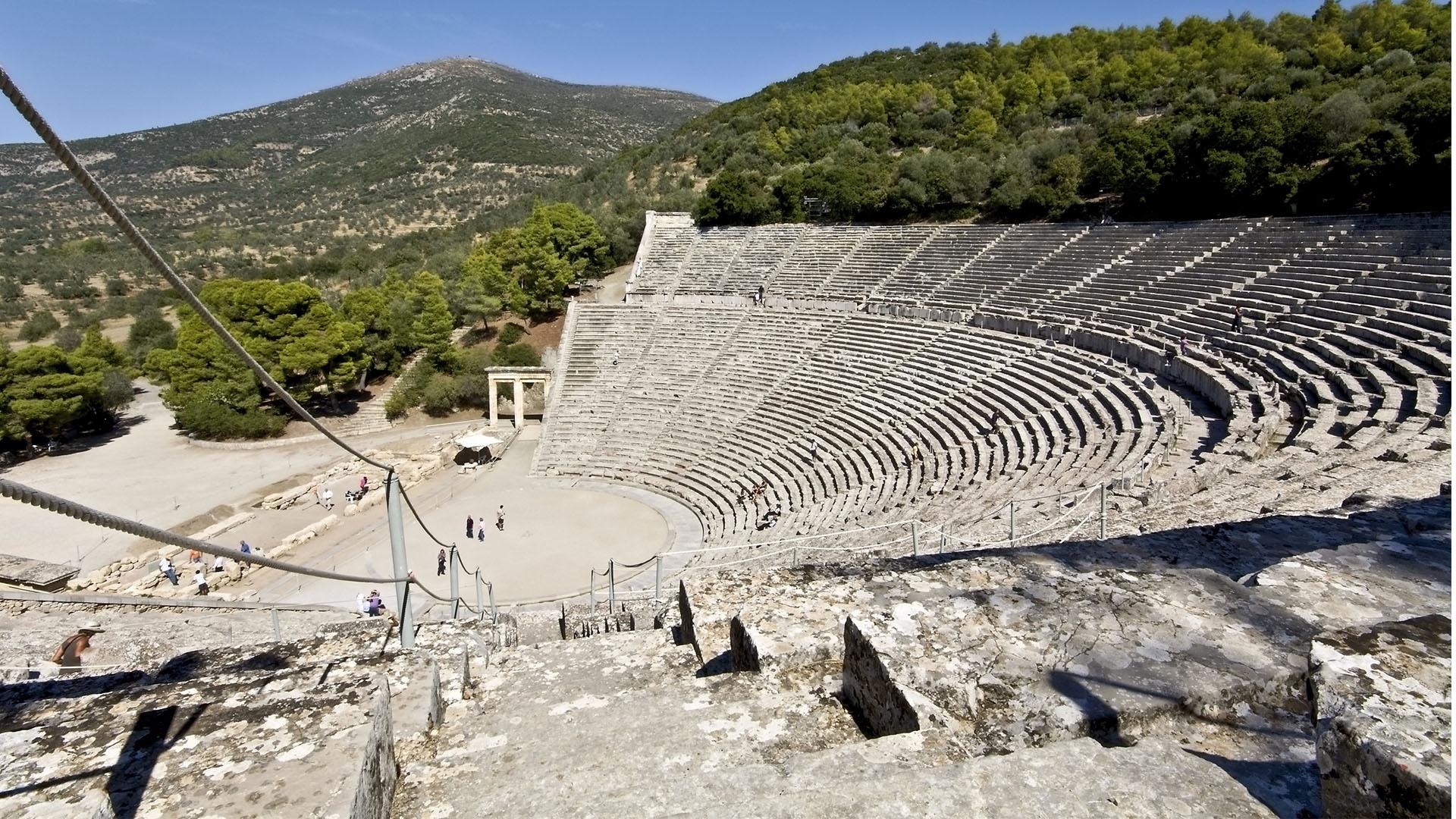 Tour Grecia Classica: Epidauro
