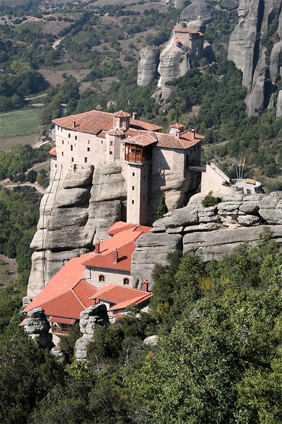 Tour ai monasteri delle Meteore