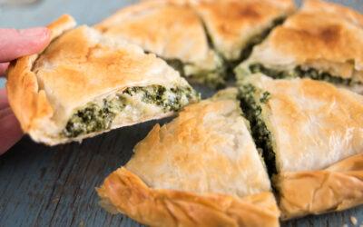 Come preparare la Spanakopita: la ricetta originale greca