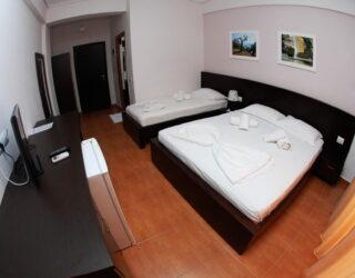 Alpha Aparthotel, Saranda, Albania
