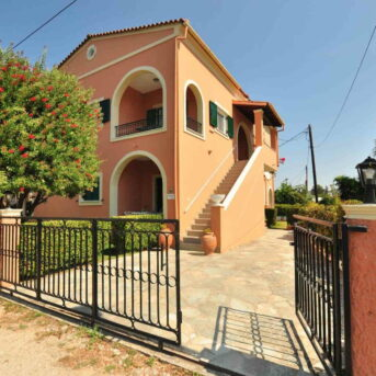 Elena Appartamenti, Acharavi, Corfù