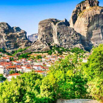 Gita culturale in Tessaglia ed Epiro