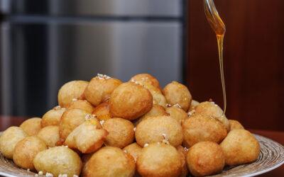 Loukoumades, il gusto del carnevale greco