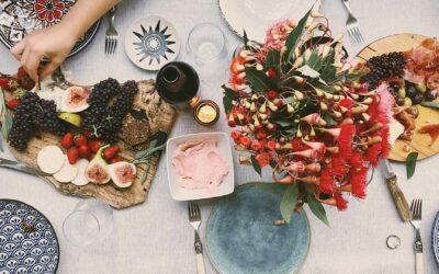 Come addobbare la tavola in perfetto stile greco