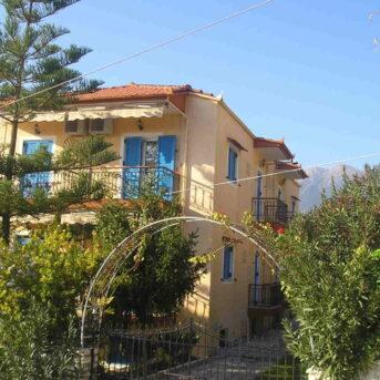 Visarion Studios, Nidri, Lefkada